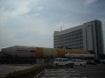 筑波宇宙センター風景