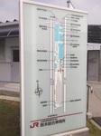 熊本総合車両所案内図