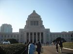 国会議事堂外観