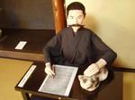 「草枕」執筆中の夏目漱石…?